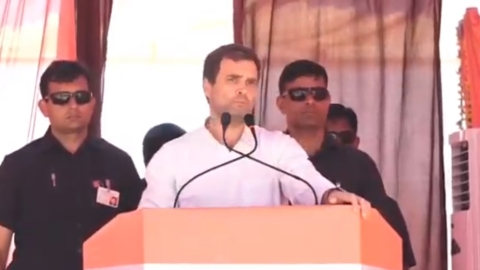 Lok Sabha Election 2019 LIVE: I challenge PM Modi to debate with me over Rafale scam, says Rahul Gandhi