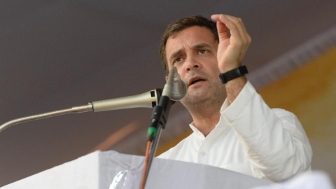 Rahul Gandhi slams PM Modi, says he imposes his 'Mann ki Baat' on people