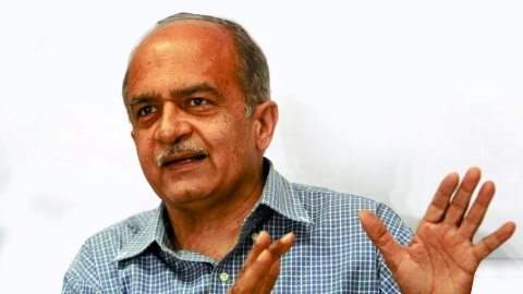 Watch| Prashant Bhushan: Anti-corruption institutions have been destroyed by Modi govt