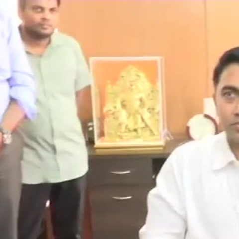 LIVE news updates: Pramod Sawant takes charge as the new Chief Minister of Goa