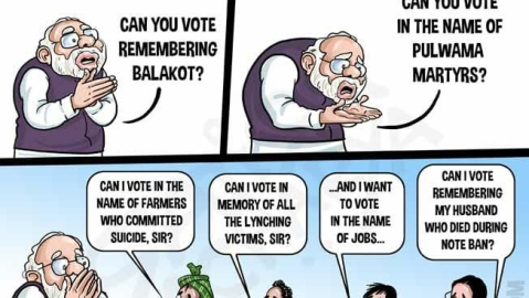 Can we vote in the name of lynch victims, PM?: Trending on Social Media