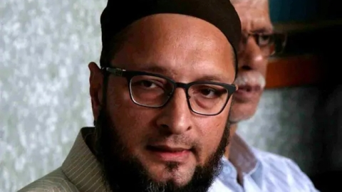 Modi trying to change Kashmir's demography: Owaisi