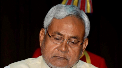 Patna floods trigger political sound and fury: Nitish comes down hard on Republic TV reporter