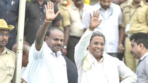 Arithmetic goes against the BJP in Karnataka