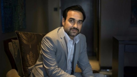 Good art is created when society is in crisis, says Pankaj Tripathi