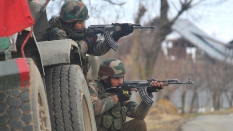 Pakistani shelling injures 3 civilians, 2 soldiers in Poonch
