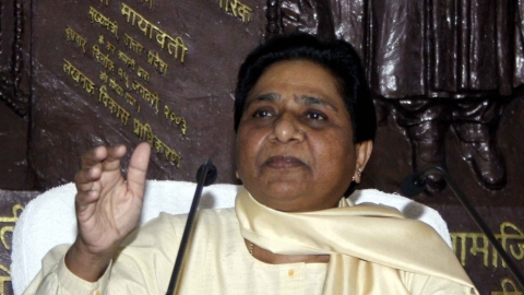 Fair polls impossible with UP CM Yogi's actions, says Mayawati