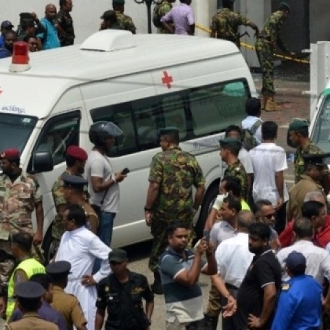 LIVE news updates: Seventh blast in Sri Lanka, kills two, says AFP
