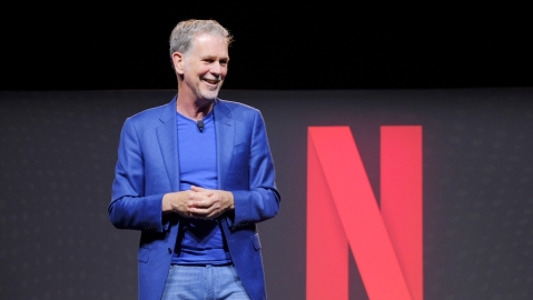 Netflix CEO Hastings departs from Facebook Board