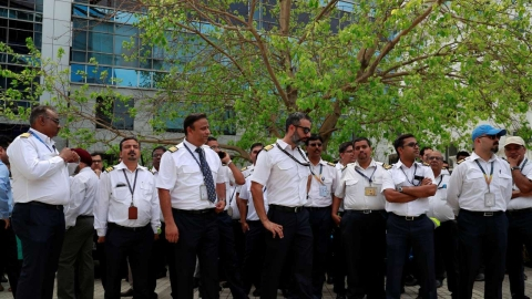 Jet Airways crisis signals another big scam after 20,000 employees suffer as govt plays games