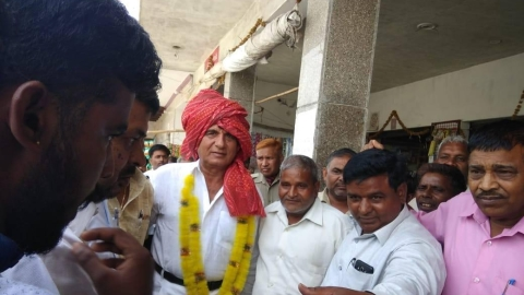 Raj Babbar's homecoming pulls locals towards Congress in Fatehpur Sikri