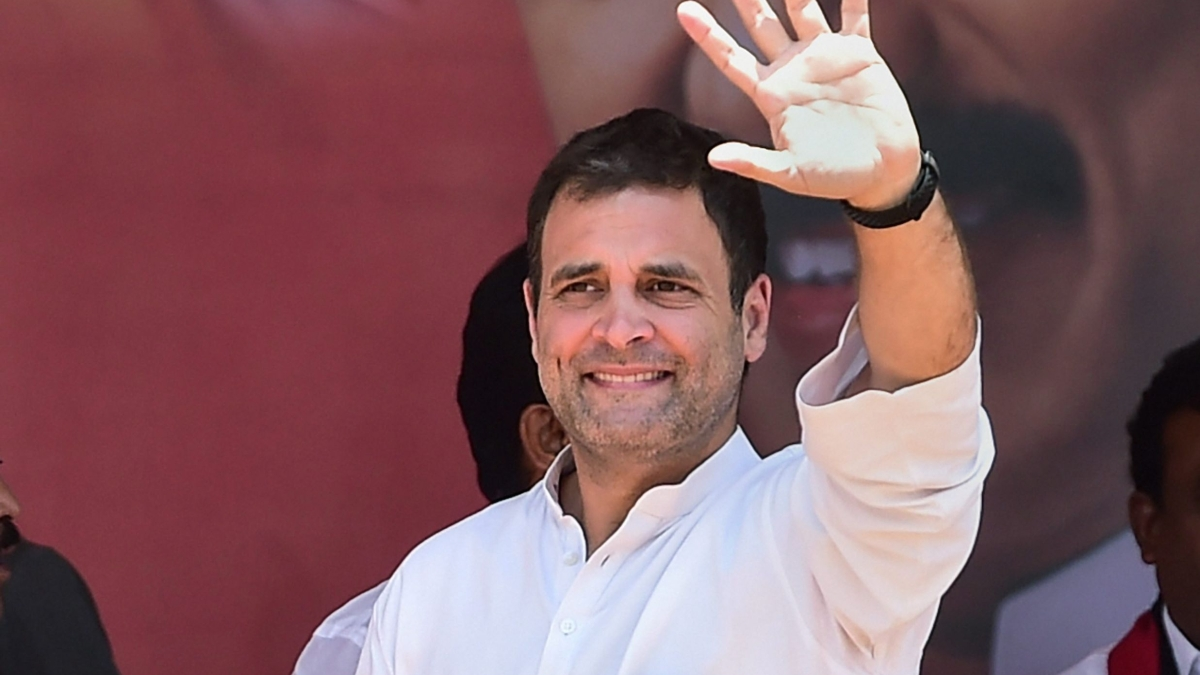 "Rahul Gandhi mocks PM Modi's ""Make in India"", says ""Made in China"" still popular"