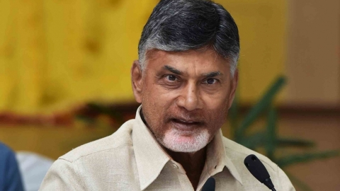 Naidu served notice to vacate house in view of floods