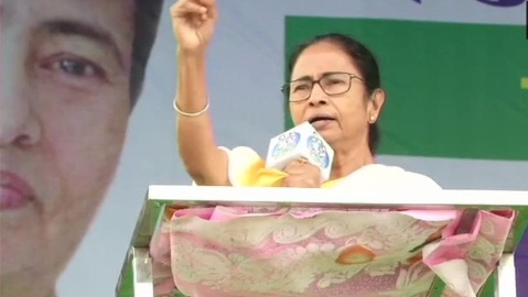"In fight over CAA, Mamata calls BJP a ""party of Dussasanas"", a saffron MP dubs TMC govt 'shikhandis'"