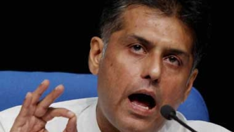 BJP is using expletives, rhetoric to divert public's attention says Manish Tewari