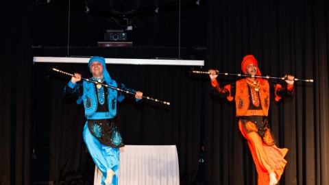 Consulate General of India holds Baisakhi celebrations in Frankfurt, celebrated with great pomp and show