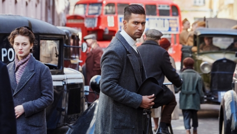 The first look of Vicky Kaushal in Shoojit Sircar's 'Sardar Udham Singh' revealed