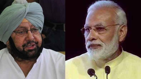 Punjab CM wants Election Commission to take action against Modi, BJP for exploiting 'martyrs' to woo voters