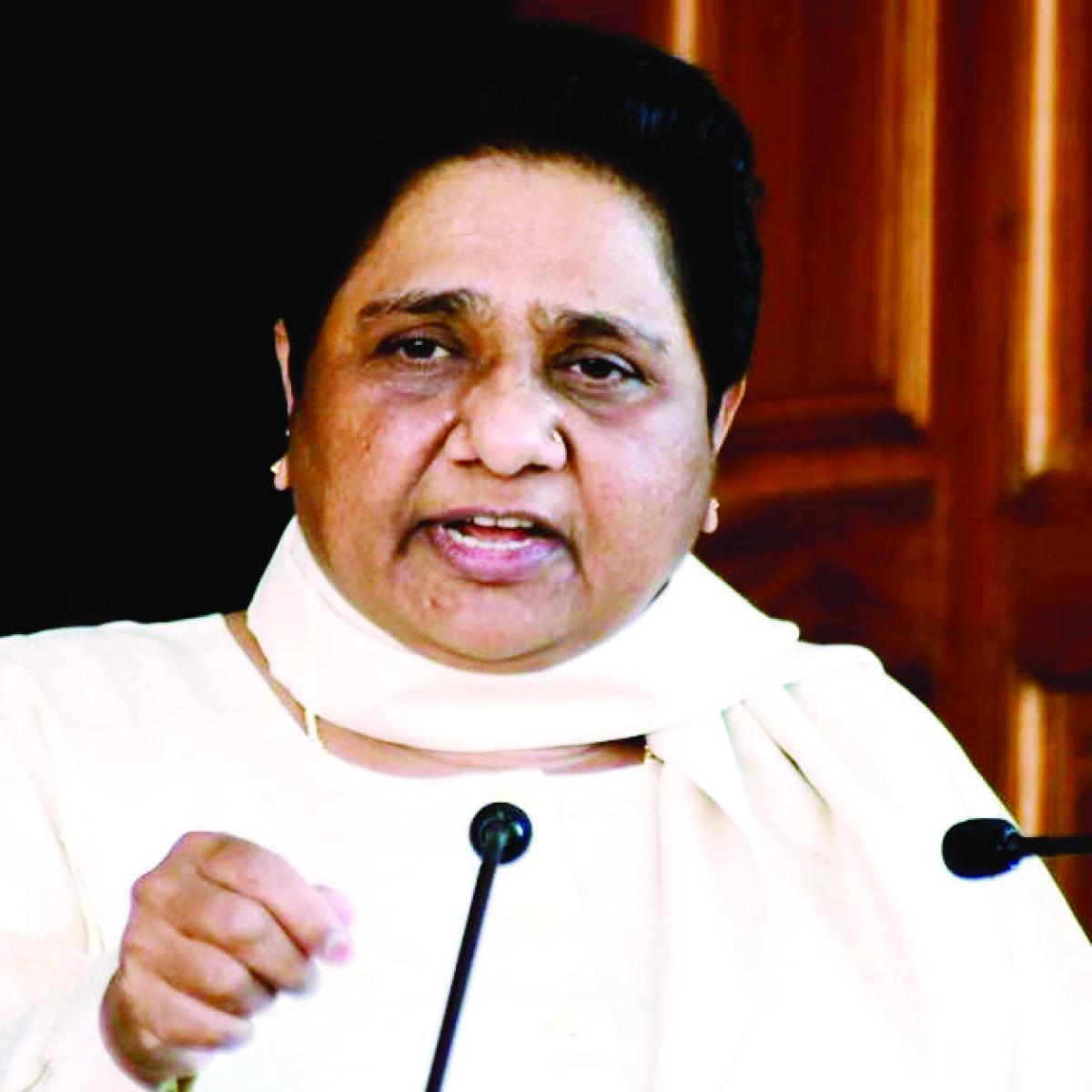 Mayawati's core Jatav voter base leans towards Congress in Agra and Fatehpur Sikri