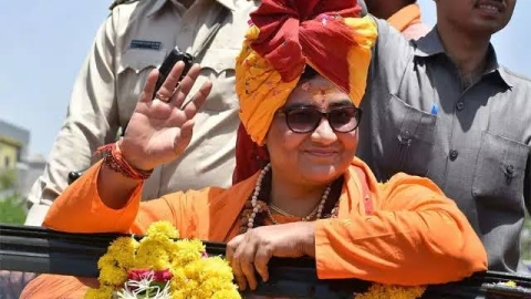 BJP's doublespeak on 'terror accused' Pragya Singh Thakur
