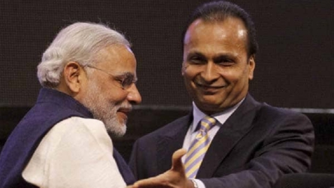 Anil Ambani given tax waiver of ₹1,052 Crore by the French Govt