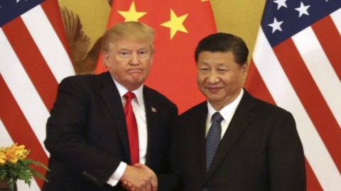 US President Donald Trump says Chinese counterpart Xi Jinping will visit White House soon