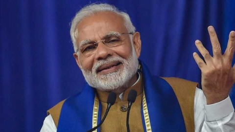 PM to Tamil newspaper: World's unemployed getting jobs in India