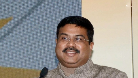 Watch: BJP's Dharmendra Pradhan throws tantrums over chopper checking