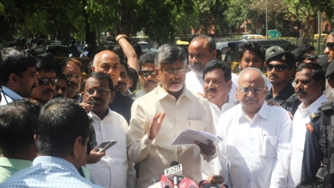 Chandrababu Naidu: Election Commission has no credibility, it's functioning on PM Modi's instructions