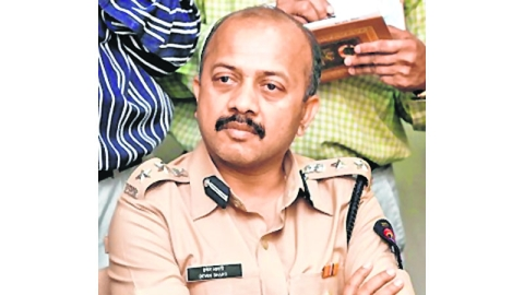 Mumbai Joint CP Deven Bharti transferred on EC's order