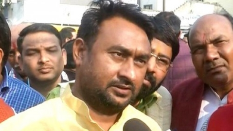 BJP candidate Bhola Singh put under house arrest in Bulandshahr