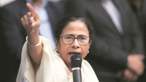 Centre, BJP trying to incite violence in Bengal: Mamata