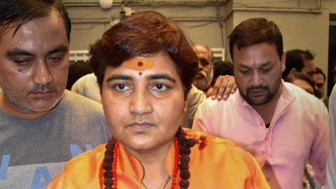 BJP worries if its gamble with loose cannon Pragya will pay off