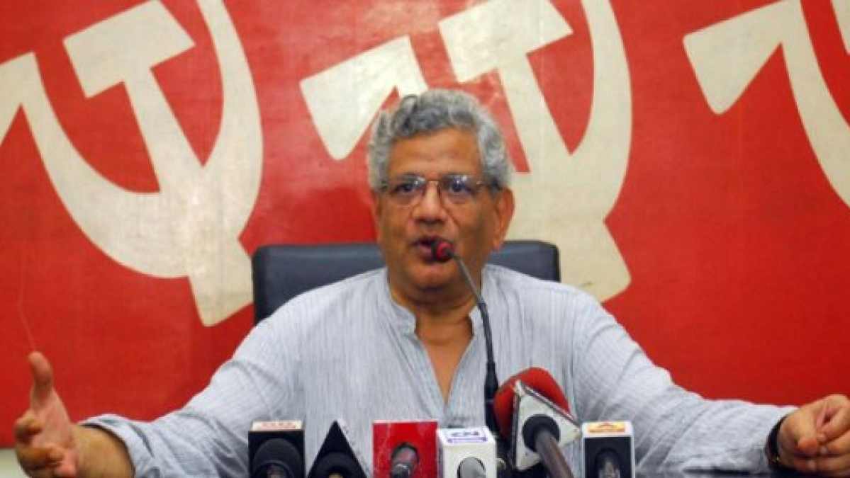 Yechury lashes out at Modi govt over  reports of waiver given in Rafale deal