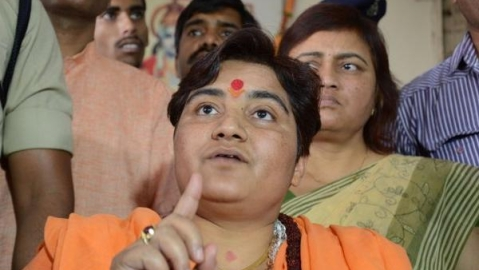 Insult to Hemant Karkare: BJP scores a self goal by fielding terror accused Pragya Singh Thakur