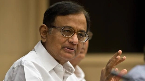 Senior Congress leader P Chidambaram (PTI)