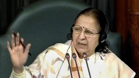 Sumitra Mahajan will not contest Lok Sabha polls, says she has freed party to make its choice