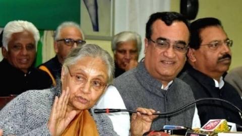 Congress announces 6 names for Delhi Lok Sabha polls, Sheila Dikshit to contest from North East Delhi