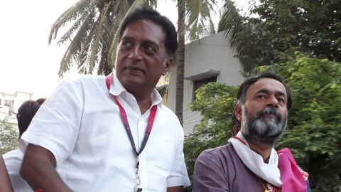 Odds stacked against Prakash Raj in Bangalore Central constituency