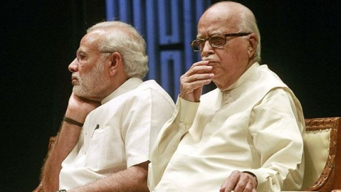 LK Advani breaks silence, sends message to PM Modi and Amit Shah