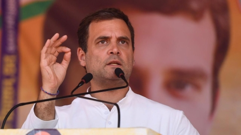 Rahul Gandhi citizenship row:  Rubbish says PGV, 'routine' adds Rajnath