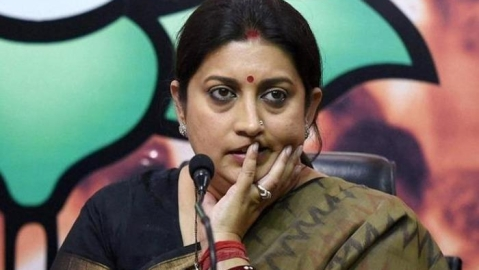 Smriti Irani's NTC changes calculation procedure to show lower losses