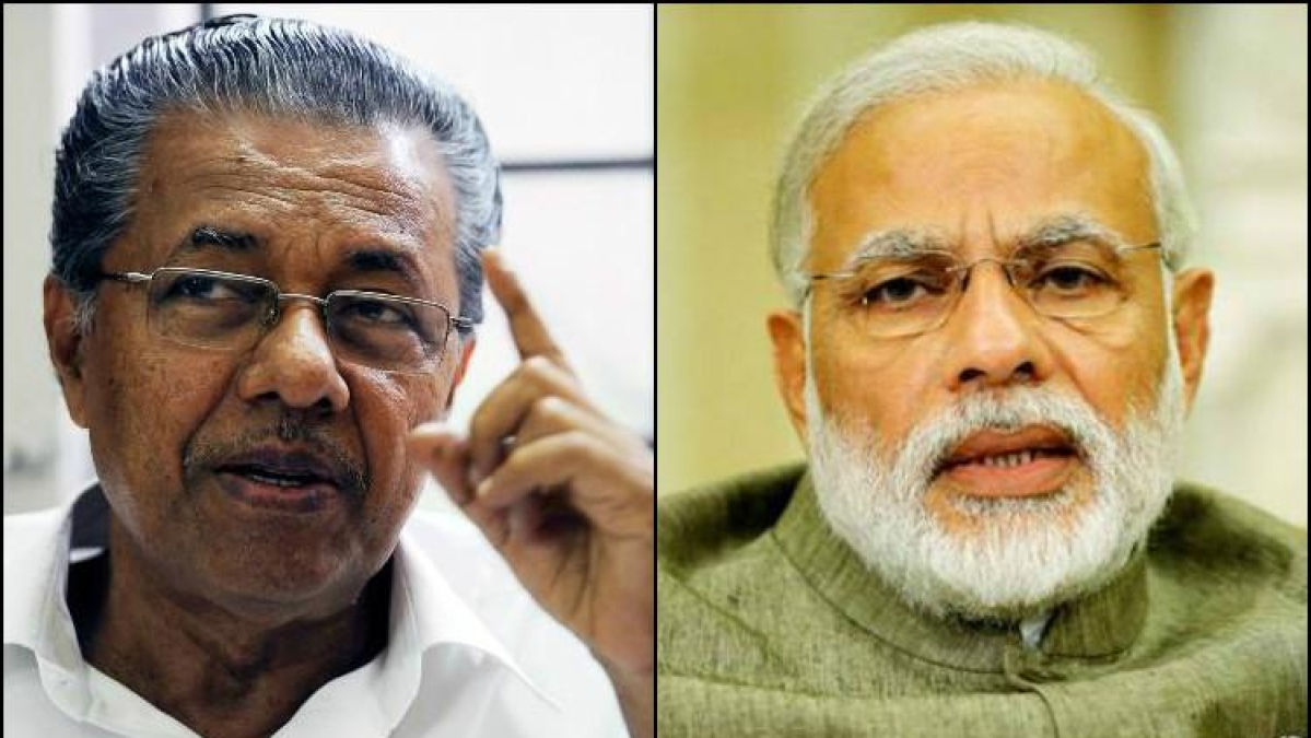PM Modi 'misleading' country, 'uttering lies' on Sabarimala issue, says Pinarayi Vijayan