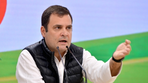 Congress seeks Modi's apology for remarks on Rahul