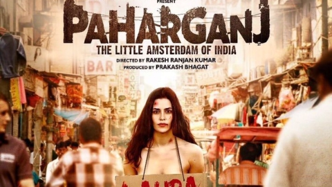 Locals feel 'Paharganj'  portrays the area in negative light; producer, director explain