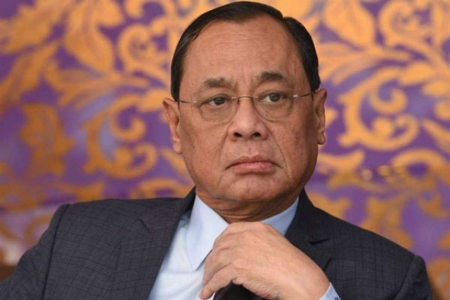 Chief Justice of India Ranjan Gogoi (Social Media)