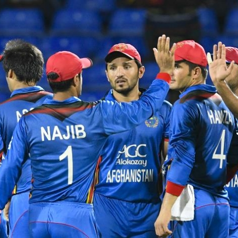 Spirited Afghanistan Cricket team ready to face World Cup 2019