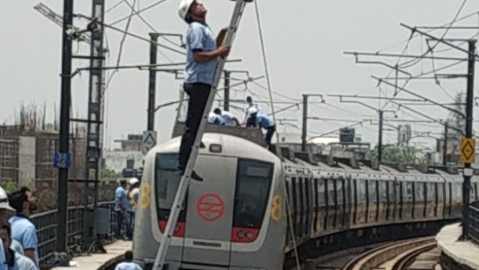 Took too long to evacuate Metro: Delhi government