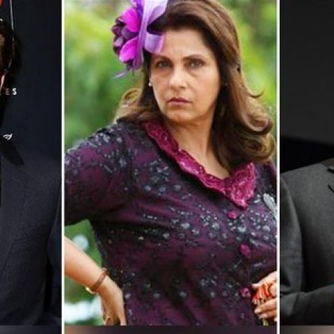 Dimple Kapadia to work in Christopher Nolan's film with Robert Pattinson and Michael Caine
