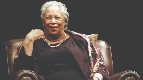 At Toni Morrison's Toolshed: Approximations to 'Mouth Full of Blood'